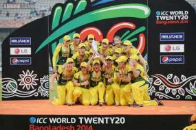 Australia women beat England to complete hat-trick of World Twenty20 titles
