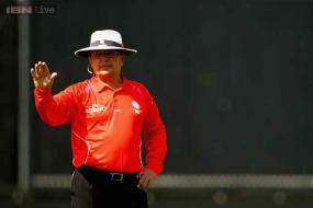 Gould, Kettleborough named umpires for World T20 final