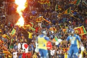 Sri Lanka cricket fan suffers heart attack after betting on India
