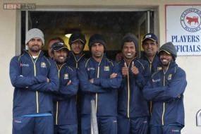 Ireland-Sri Lanka second ODI washed out
