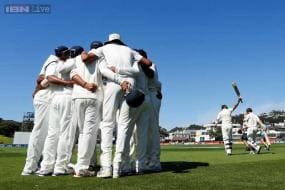 India slip to fifth in ICC's Test team rankings