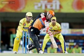 IPL 7: Warner, Dhawan steer Hyderabad to a six-wicket win over Chennai