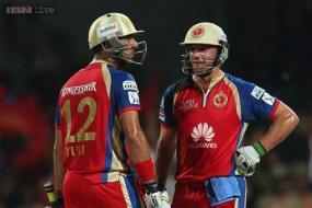 In pics: Bangalore vs Rajasthan, IPL 7, Match 35