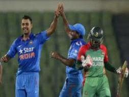 In pics: Bangladesh vs India, 2nd ODI, Mirpur.