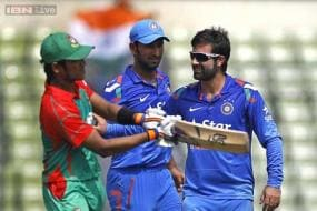 Parvez  Rasool becomes first J&K player to play for India