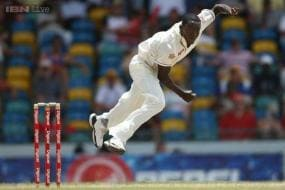 Curtly Ambrose inspired me to succeed: Jerome Taylor