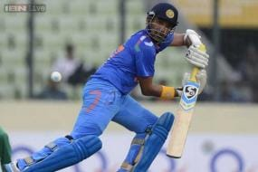 1st ODI: Uthappa, Rahane lead India to 7-wicket win over Bangladesh