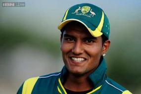Gurinder Sandhu on stand-by for Australia A