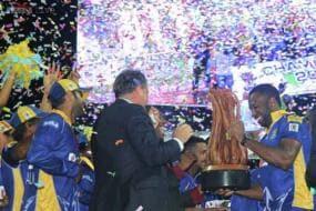 Barbados Tridents capture Caribbean Premier League title