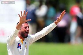 Junaid goes for scan after being hit by Prasad bouncer
