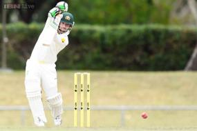 Phil Hughes celebrates recall with second double century