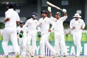 2nd Test: Pakistan dig in despite Herath's five-wicket haul on Day 2