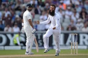 Moeen Ali: The spinner of the series