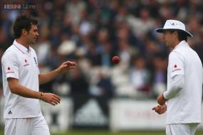 James Anderson should carry on sledging India, says Michael Vaughan