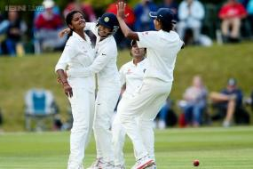 One-off Test: Indian women keep England in check on Day 2