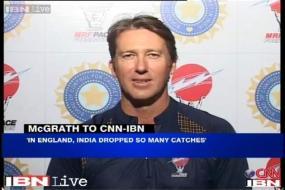 Indian pacers to train under Glenn McGrath