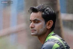 Mohammad Hafeez recovers from hand injury