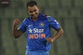Varun Aaron out, Stuart Binny in for Sri Lanka ODIs