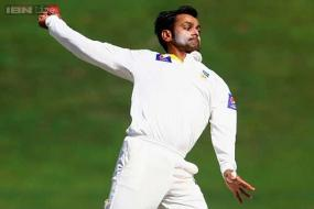 Mohammad Hafeez hopes to clear bowling test