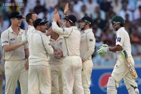2nd Test: Pakistan survive scare as match ends in draw
