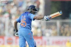 4th ODI: Rampant Rohit Sharma powers India to a 153-run win over Sri Lanka