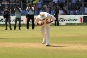 Re-live Sachin Tendulkar's last day as a professional cricketer