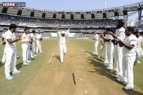 Sachin Tendulkar re-visits his last day in cricket