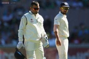 Did MS Dhoni not want to play Test cricket under Kohli?