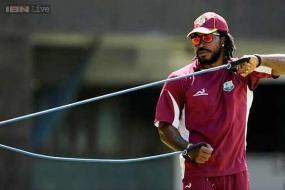 Chris Gayle 'injured' for SA tour, but fit to play T20s