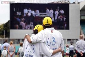 Michael Clarke's emotional tribute to Phil Hughes