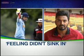 Happy on being selected for Australia tour, says KL Rahul