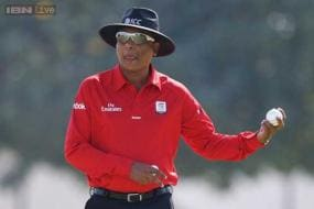 India's S Ravi in ICC panel of umpires for World Cup