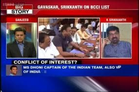 I was never in conflict of interest, says Kris Srikkanth
