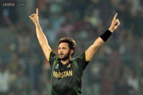 Shahid Afridi set for English T20 stint