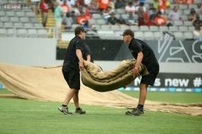 Rain washes out third New Zealand-Sri Lanka ODI