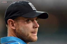 Stuart Broad unhappy with his bowling form