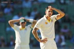 Mitchell Johnson in doubt for Sydney Test