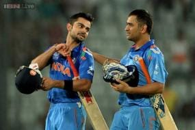India's World Cup plans set for dry run in tri-series