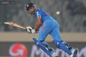 Injured Rohit Sharma unlikely to play before India's WC warm-ups
