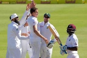 As it happened: South Africa vs West Indies, 3rd Test, Day 4