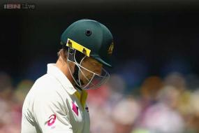 Shane Watson criticised for missing century
