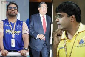 Five questions after SC indicts Srinivasan, Meiyappan, Kundra in IPL Scandal