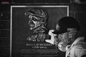 David Warner's touching tribute to 'little mate' Phillip Hughes