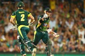 As it happened: Australia vs England, 1st ODI, Tri-series
