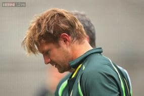 Shane Watson in doubt for tri-series final