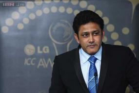 Anil Kumble to be inducted into the ICC Cricket Hall of Fame