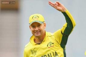 ICC World Cup: Aussie skipper Michael Clarke withholds team amid dire weather forecast