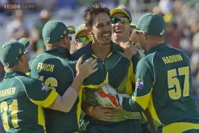 Eoin Morgan plays down Mitchell Johnson factor