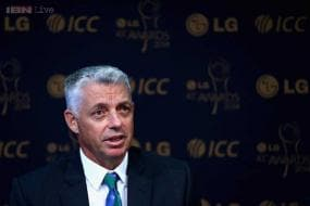 Sledging remains slippery issue, feels ICC chief executive