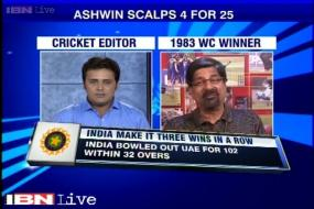 ICC World Cup 2015: India inch closer to the quater-finals